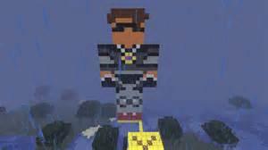 Skydoesminecraft Statue by dialkia549 on DeviantArt