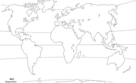 Carte Du Monde Vide A Completer by Histoire G 233 Ographie Coll 232 Ge Vauban Les Rep 232 Res Pour Le Brevet