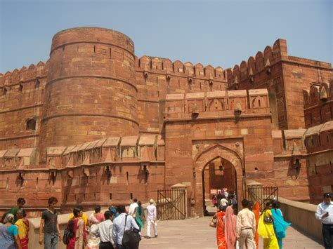 Agra Fort, Agra, India photo » My Travel Photo, Travel ...