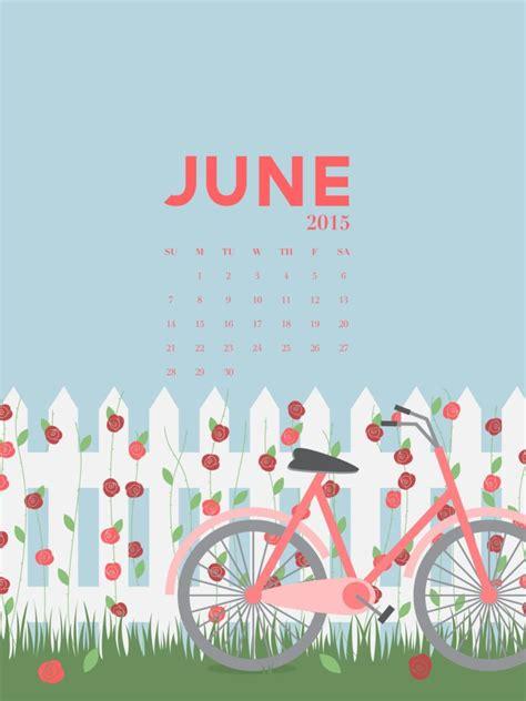 june  calendar   front door  furniture row