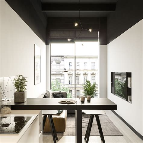 Small Stylish Four Homes 50 Square Meters by Small Stylish Four Homes 50 Square Meters