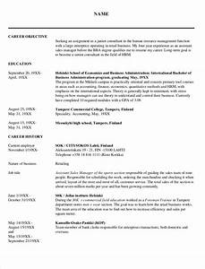 15  Hr Resume Examples In Ms Word