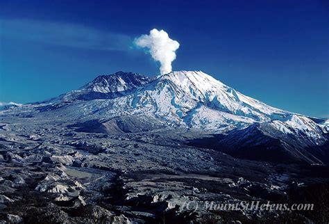 Mount St Helens 27 07 Mt St Helens Plume