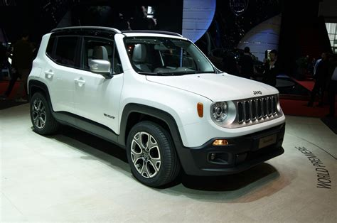 2015 Jeep Renegade Pricing And Reviews