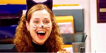 Pam Jenna Office Fischer Animated Beesly Gifs