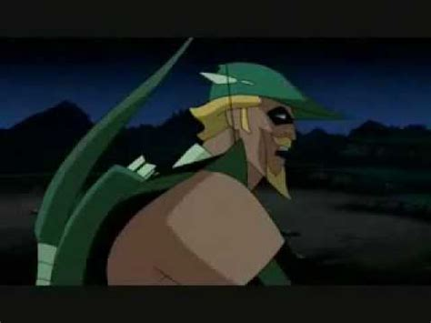 League Kumo Green green arrow s best moments on justice league unlimited
