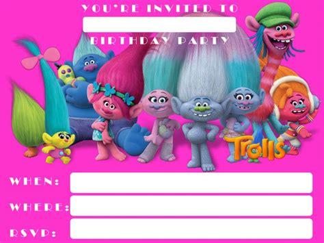 printable trolls invitation template dolanpedia