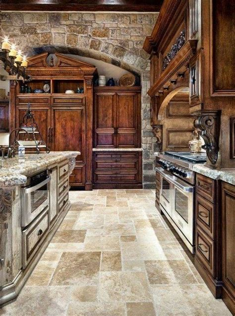 Kitchen In Style by Tuscan Kitchen Design Tuscan Kitchen Style With