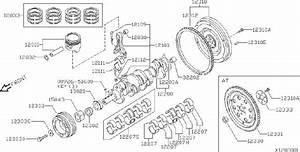 Nissan Axxess Engine Crankshaft Thrust Washer  Grade