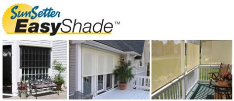 sunsetter retractable awning abc windows