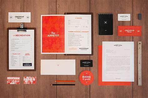 great hand picked restaurant branding  identity