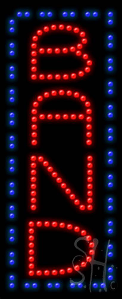 Sign Animated Led Band Neon Signs Instruments