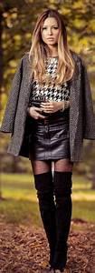 Must Have Herbst 2015 : must have f r diesen herbst overknee stiefel fc schuhe overknees modische outfits und ~ A.2002-acura-tl-radio.info Haus und Dekorationen