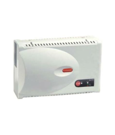 v guard vg 400 voltage stabilizer for ac upto 1 5 ton buy at low prices snapdeal