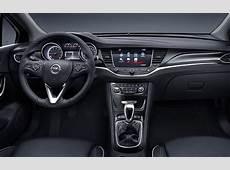 2016 Opel Astra unveiled ahead of Frankfurt debut photos