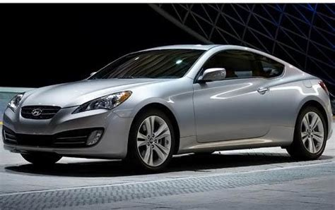 Hyundai Genesis Coupe Curb Weight by Used 2011 Hyundai Genesis For Sale Pricing Features