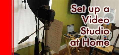 Setting Up A Home Studio For Youtube  Youtube And