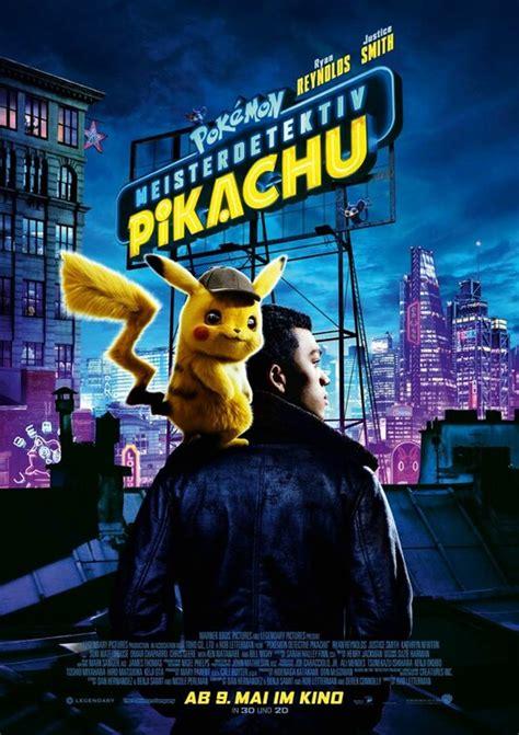 pokemon detective pikachu  poster    imp awards