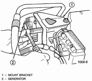 How To Replace The Alternater On A 2000 Dodge Grand Caravan