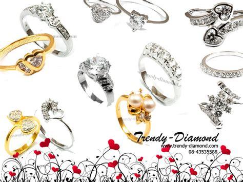 สวย! แวววาวเหมือนจริงแต่ราคาเบาๆ แหวน สร้อย จี้ เพชรโคลนนิ่ง