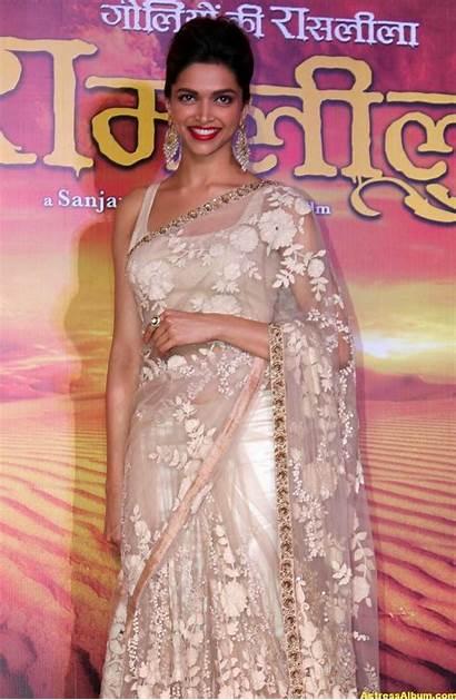 Deepika Padukone Saree Ram Leela Latest Ramleela