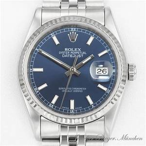 Uhr Rolex Herren : rolex uhr date just stahl weiss gold 750 automatik ~ Kayakingforconservation.com Haus und Dekorationen