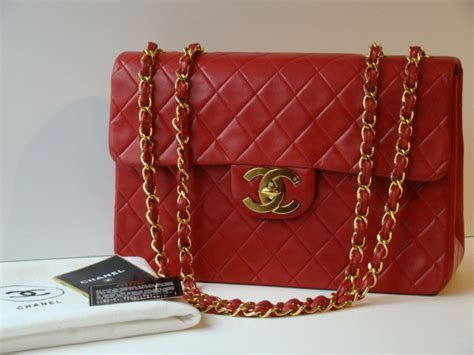 chanel vintage jumbo flap bag reference guide spotted fashion