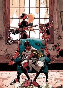 Deadpool Family | Cullen Bunn