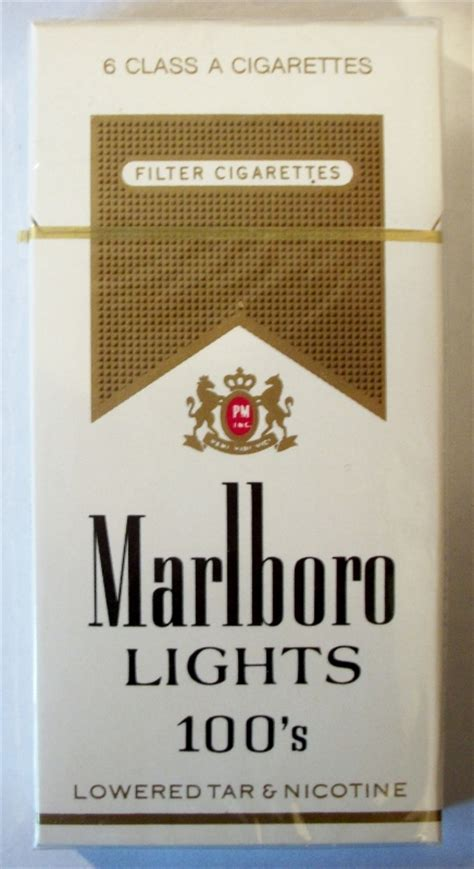 how much nicotine is in a marlboro light marlboro lights 100 s complimentary pack vintage