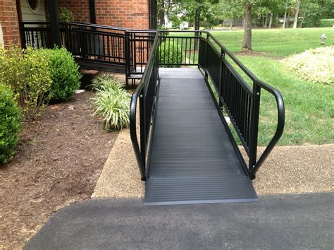 Wheelchair Ramps For Stairs Benefits  Latest Door & Stair