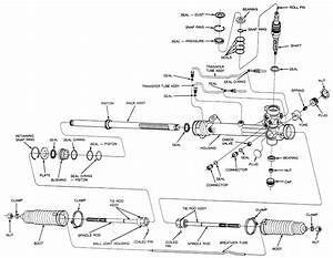 2000 Durango Steering Diagram