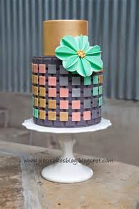 wedding cake cutter it 39 s here my second class quot simply modern cake design