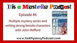 Multiple mystery series and writing strong female ...