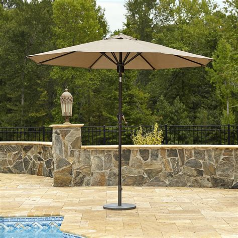garden oasis ur 15a031b umbrella with bluetooth