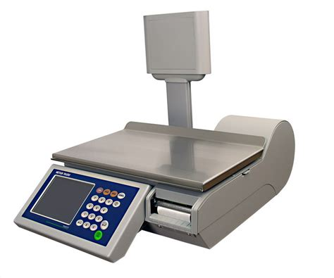 METTLER TOLEDO Impact S Service Counter Scale - Brady Systems