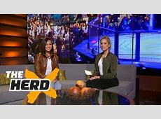 Kristine Leahy sits down with Michelle Waterson ahead of