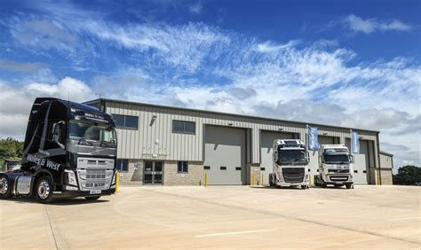Truck And Bus Wales And West Opens Shepton Mallet Branch