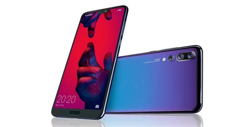 Desde España: Huawei P20 Pro de 128GB por 579,99 euros y ...