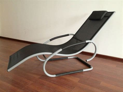 chaise longueroking chaisezero gravite  bascule transat
