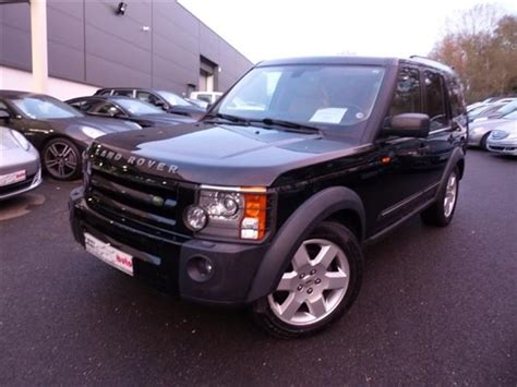 land rover discovery iii tdv hse bva paris cozot voiture