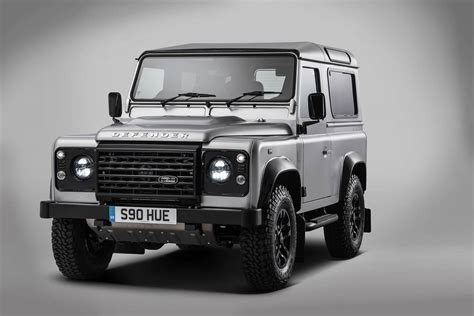 defender land rover land rover defender passes 2 million production milestone