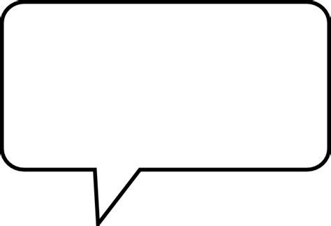 conversation box png dialog rectangle clip at clker vector
