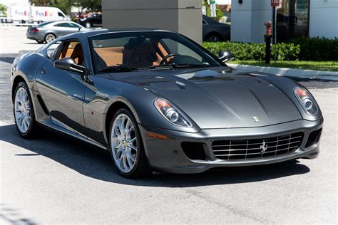 The ferrari 599 is never a car which appealed to me. Used 2008 Ferrari 599 GTB Fiorano HGTE For Sale ($129,900) | Marino Performance Motors Stock #157330