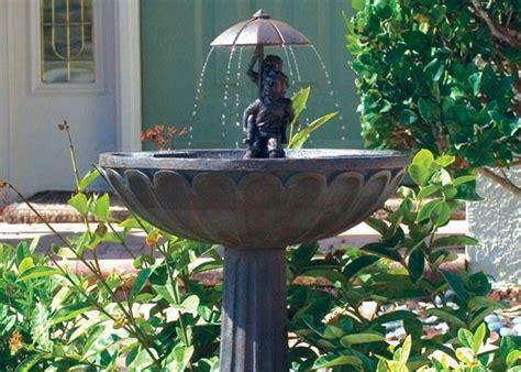 Garden Fountains Home Depot 5 tips for choosing an outdoor garden club