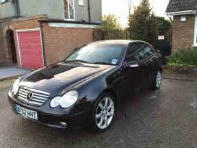 Mercedes C220 Cdi 2002 : 2002 mercedes c220 cdi sports coupe manual black car for sale ~ Medecine-chirurgie-esthetiques.com Avis de Voitures