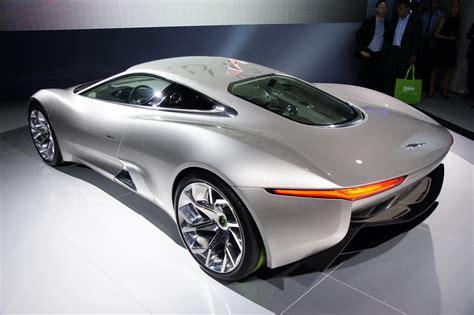 2011 Jaguar Cx75 Concept  Photos, Specifications