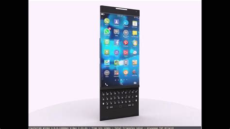 new blackberry phone blackberry new android phone venice will pack snapdragon