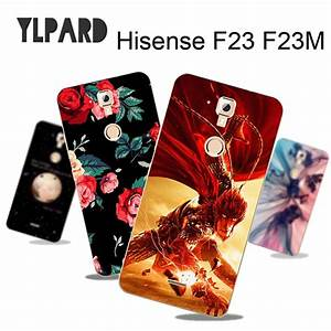2017 Printing Case For Hisense F23 F23m Phone Back Cover