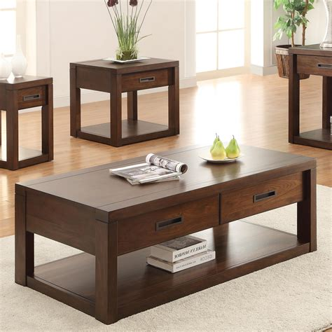riverside furniture riata rectangular cocktail table w