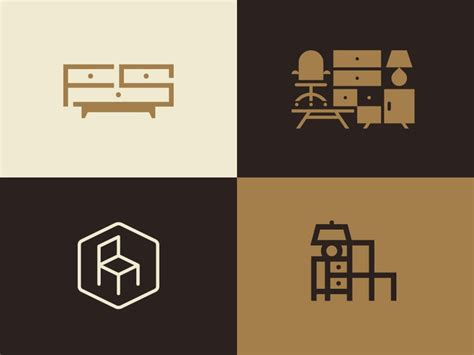 furniture services   jay fletcher  dribbble